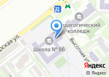 Компания «Детская музыкальная школа №14 Советского района» на карте