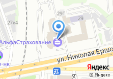 Компания «АЛЬФА автоцентр» на карте