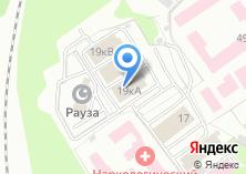 Компания «ЖАР ПТИЦА» на карте