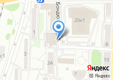 Компания «6 Комнат» на карте