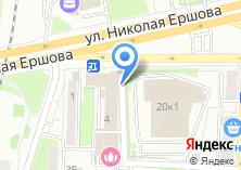 Компания «Миди» на карте