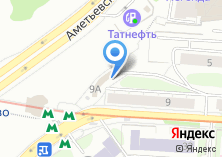 Компания «Мой Car» на карте