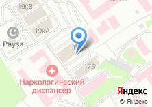 Компания «Центр качества-Казань» на карте