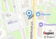 Компания «Общежитие КФУ» на карте