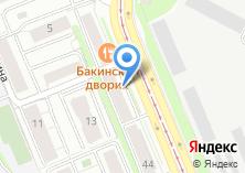 Компания «Казанские мастера» на карте