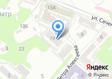 Компания «АТВ плюс» на карте
