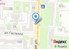 Компания «Ветеринарный центр ОБЕРЕГ» на карте
