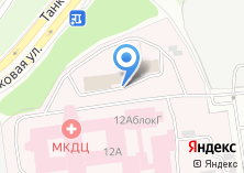 Компания «Ильмар-Сити Отель» на карте