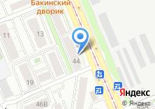 Компания «Вобла» на карте