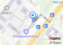 Компания «Альянс Адвизор» на карте