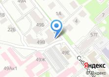 Компания «ВАРД Тек» на карте