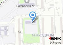 Компания «Детский сад №332» на карте