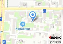 Компания «Протэк» на карте