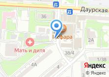 Компания «Рэната и Д» на карте