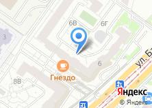 Компания «Аир Стиль» на карте