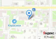 Компания «Глазная хирургия Расческов» на карте