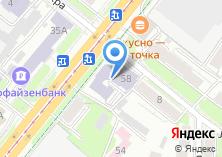Компания «Внешпромбанк» на карте