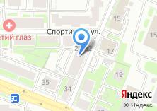 """Компания «""""СнабженеЦ""""» на карте"""
