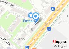 Компания «Моцарелла» на карте