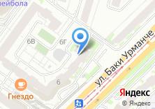 Компания «Новостройки от строительной компании ФОН» на карте