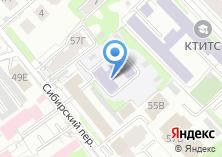 Компания «Детский сад №349» на карте