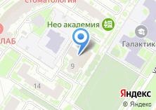 Компания «Маникюрный салон» на карте