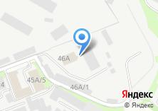 Компания «Быстроф» на карте