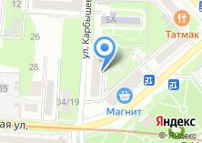 Компания «Туган Як» на карте