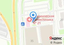 Компания «Студенческая» на карте