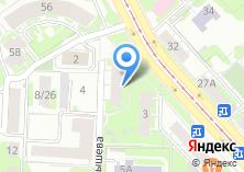 Компания «Дэя+» на карте