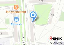 Компания «Геосинт» на карте