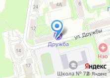 Компания «Казаньминресурс» на карте