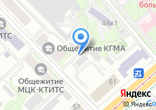 Компания «Шиномонтажная мастерская на Галеева» на карте