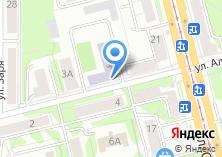Компания «Профессиональный лицей №2» на карте