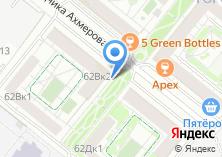 Компания «Унистрой» на карте