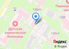 Компания «ДРКБ» на карте