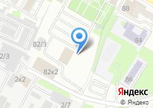 Компания «СПЕЦТЕХНИКС ГРУПП» на карте
