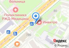 Компания «Продуктовый магазин на Ершова» на карте