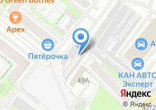 Компания «РайханАвто» на карте