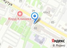 Компания «Мастерков» на карте