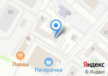 Компания «ПРОФЛАБМЕБ» на карте