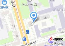 Компания «Ниневия» на карте