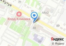 Компания «ЖБИ-Комплект» на карте