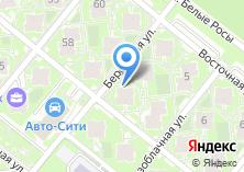 Компания «Строящийся жилой дом по ул. Берёзовая (Лесной городок)» на карте