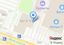 Компания «Магазин детской обуви» на карте