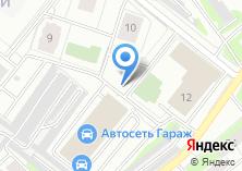 Компания «Казанский» на карте