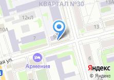 Компания «To print» на карте