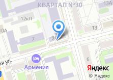 Компания «Art Service» на карте