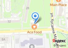Компания «Росавто116 - Автозапчасти» на карте