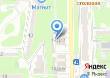 Компания «Подарки» на карте